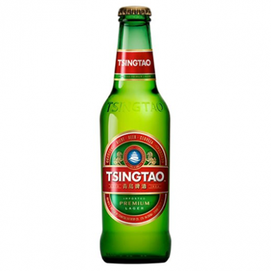 Tsingtao Beer (330ml) 4.8% ABV