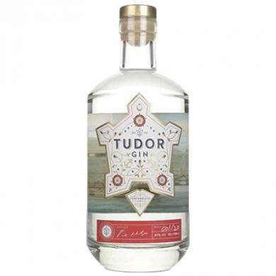 Tudor Gin (70cl) - 41% ABV (Portsmouth Distillery)