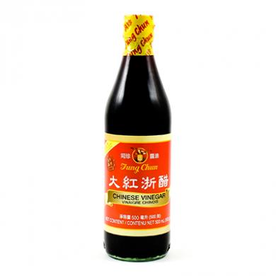Tung Chun - Chinese Red Vinegar (500ml)