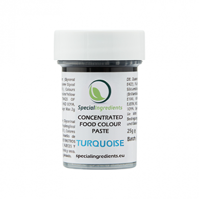 Turquoise Concentrated Food Colour Paste (25g)