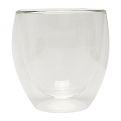 Twin Wall Glass - 8oz (250ml)