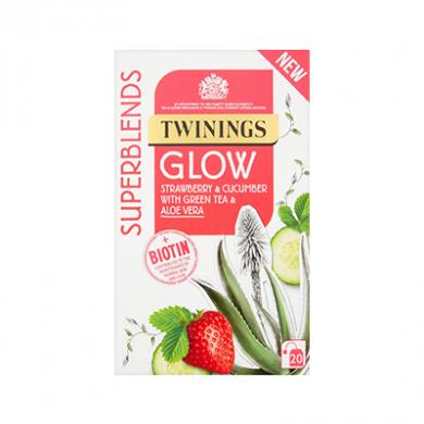 Twinings Superblends - Glow Tea Bags (30g) - Pk of 20