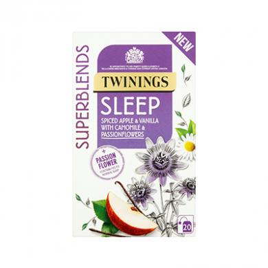 Twinings Superblends - Sleep Tea Bags (30g) - Pk of 20