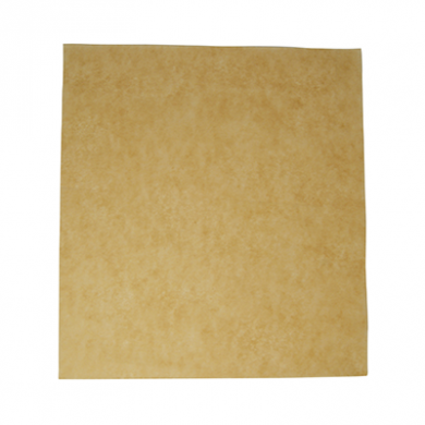 Unbleached Greaseproof Sheets - 380mm x 275mm (Pack of 500)