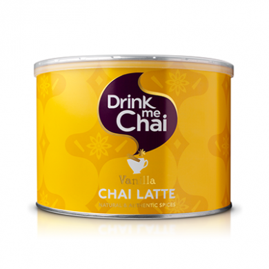 Drink Me Chai - Vanilla Chai (Large - 1kg)