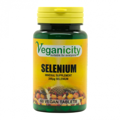 Veganicity - Selenium (60 Tablets)