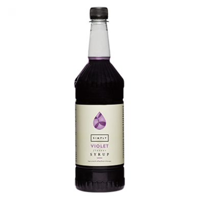 Syrup - Simply Violet (1 Litre)