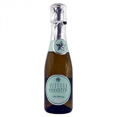 Vitelli Prosecco - Single Serve Mini Bottle (200ml) - 10.5%