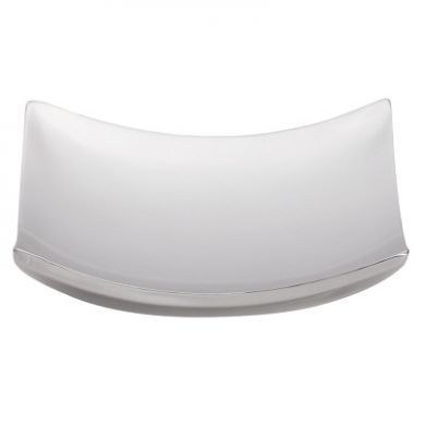 Mini Curved Double Walled Display Tray/Bowl (19 x 19cm) OFFE