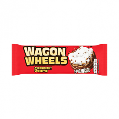 Wagon Wheels (Pack of 6)