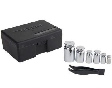 Weight Kit for Calibration (6 Pieces)