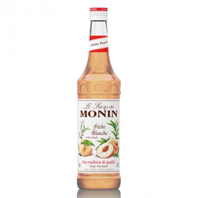 Monin Syrup - White Peach (70cl)
