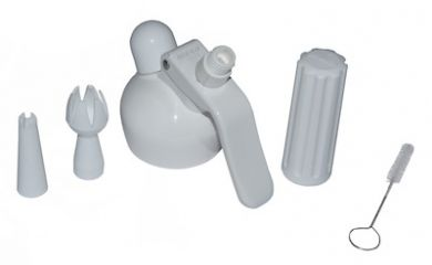 Whipper Head Set (Inc parts) - White