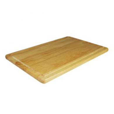 Wooden Chopping Board (45x30cm/18x12 inches) - Eco Friendly