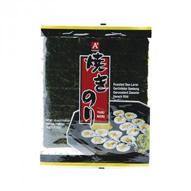 Yaki Nori Roasted Seaweed for Sushi (25g)