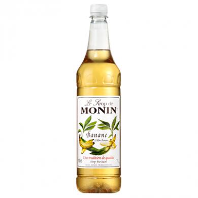 Monin Syrup - Banana (Yellow) 1 Litre