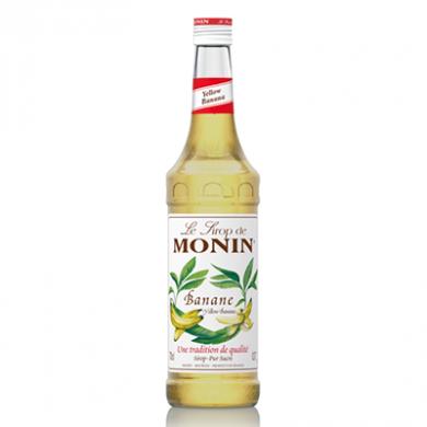 Monin Syrup - Banana (Yellow) 70cl
