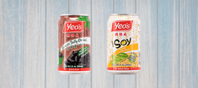 Yeos Canned Drinks