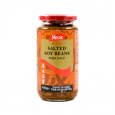 Yeo's - Salted Soy Beans (450g)