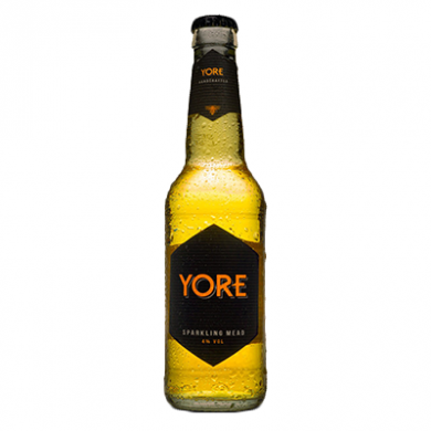 Yore Sparkling Mead (330ml) 4% ABV