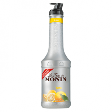 Monin Fruit Puree - Yuzu (1 Litre)