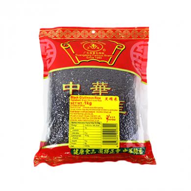 Zheng Feng - Black Glutinous Rice (1kg)