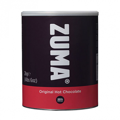 Zuma - Original Hot Chocolate (2kg Tin)