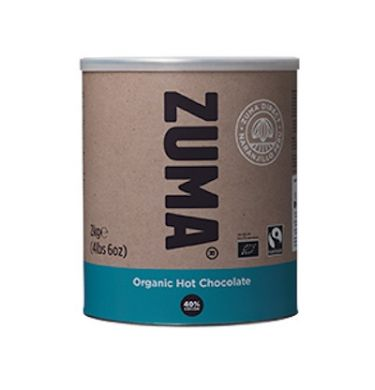 Zuma - ORGANIC Hot Chocolate (2kg Tin)