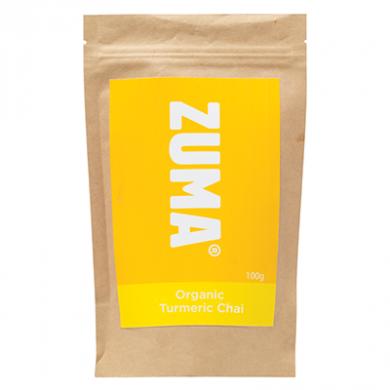Zuma - Organic Turmeric Chai (100g Pouch)