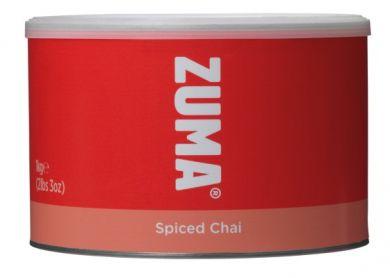 Zuma Chai - VEGAN Spiced Chai (1kg Tin)